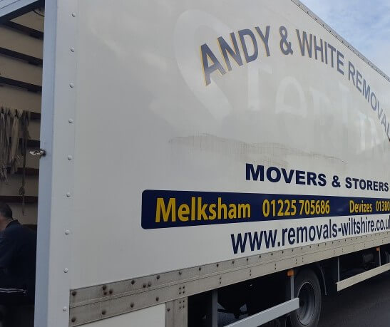 Andy & White Removals Services