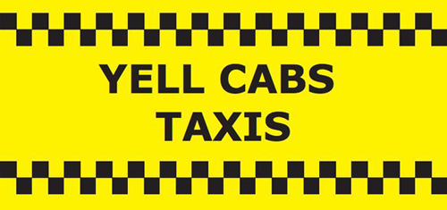 Yell Cabs Taxis