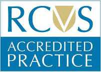 Royal College of Veterinary Surgeons Accredited Practice RCVS